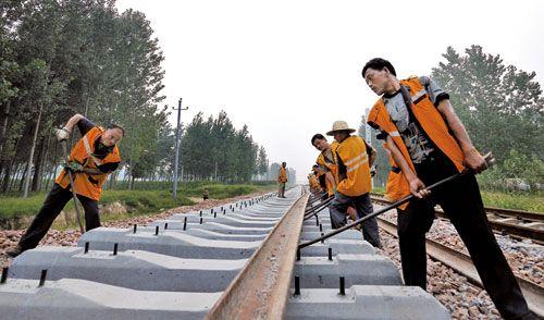 晋豫鲁铁路通道采用eva防水板