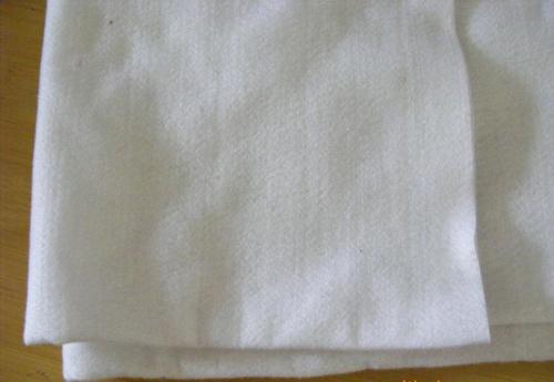 短丝土工布