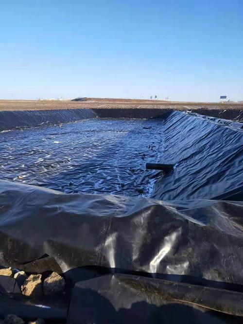 危废防渗填埋库整个防渗系统施工技术