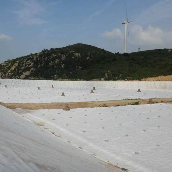 土工布在公路边坡防护工程铺设规范