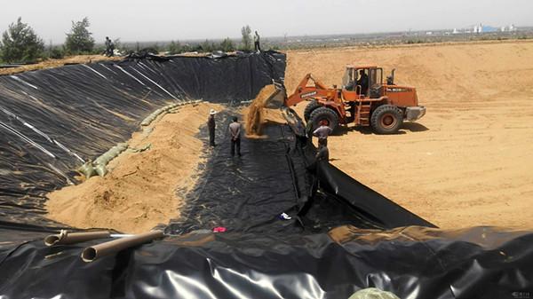 案例浅析危废填埋场边坡与库底防渗系统结构