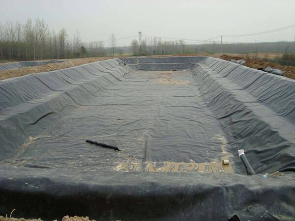 土工膜用于防渗工程的技术要求之材料选取