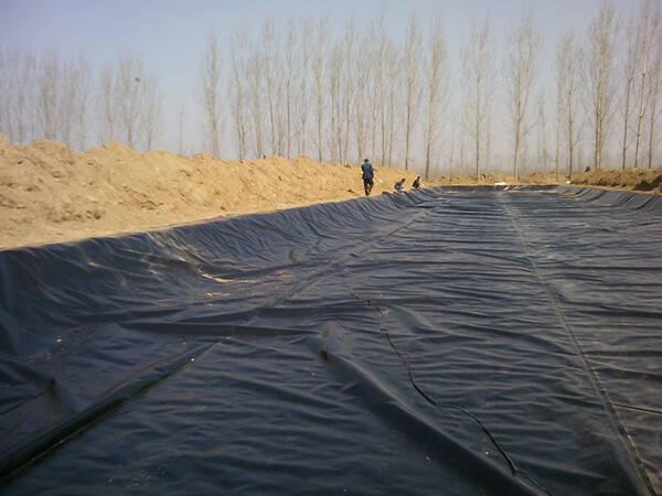 隧道对防渗用土工膜的技术要求
