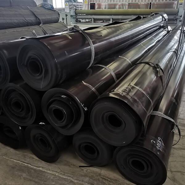 土工膜用于防渗工程的技术要求规范