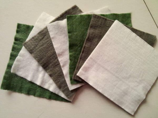 河道护坡土工布是什么材料/护坡土工布铺设规范