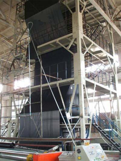堆石坝土工膜施工铺放方法以及建议