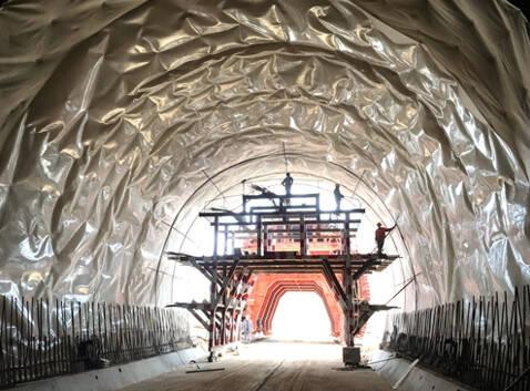 怎样选择隧道防水板及其铺设方法