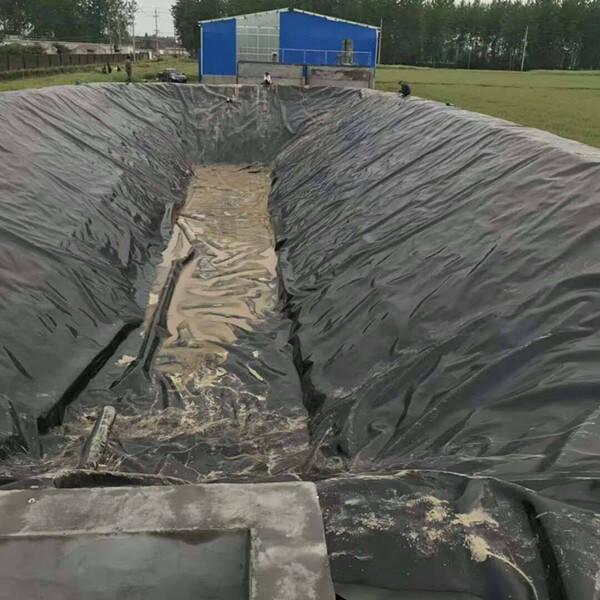 灌溉蓄水池土工膜