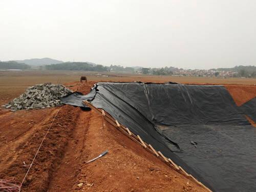水库土工膜施工技术要求