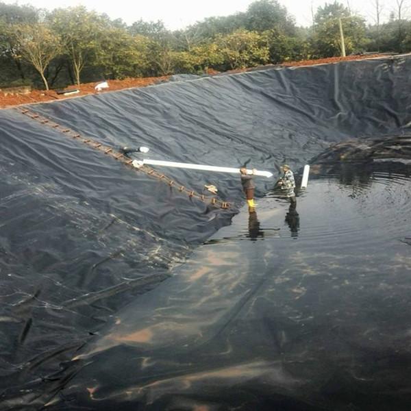 鱼塘养殖防渗膜